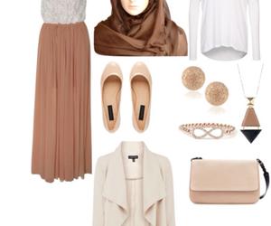 hijab fashion and cute image