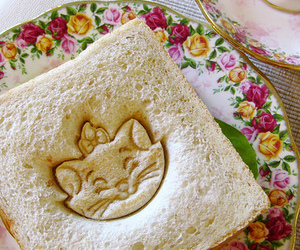 cute, food, and disney image