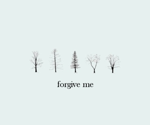 forgiveness and please image