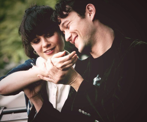 love, 500 Days of Summer, and couple image