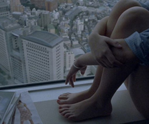 lost in translation and Scarlett Johansson image