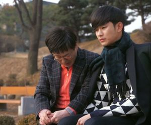 kim soo hyun and do min joon image