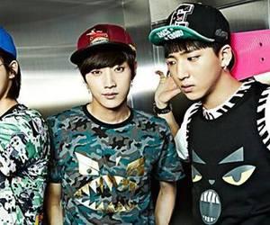 baro, jinyoung, and b1a4 image