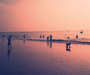 beautiful, india, and pink image