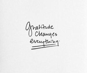 quotes, gratitude, and change image