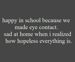 happy, hopeless, and sad image