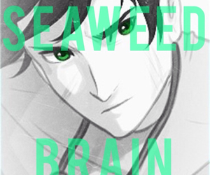 percy jackson and seaweed brain image
