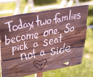 wedding, love, and family image