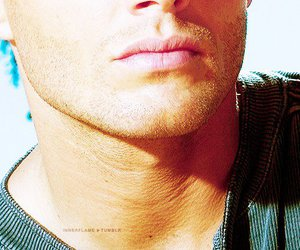 Jensen Ackles, eyes, and Hot image