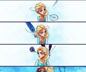 fanart, rise of the guardians, and frozen image