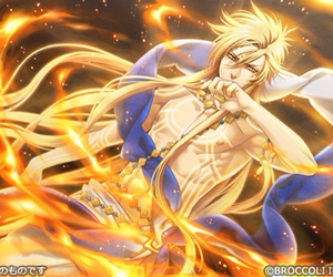 kamigami no asobi, anime, and apollon agana belea image