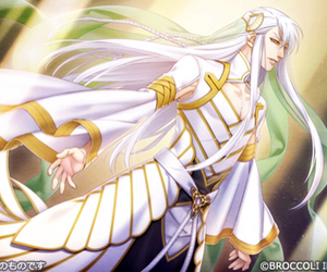 kamigami no asobi, anime, and balder hringhorni image