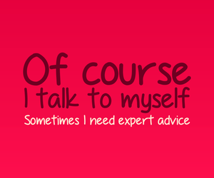 quote, advice, and myself image