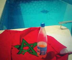 morocco, pool, and hawai image