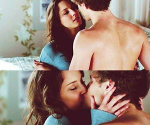 love, kiss, and pretty little liars image