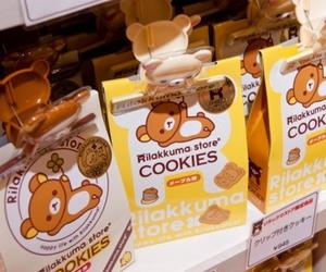 rilakkuma, cute, and Cookies image