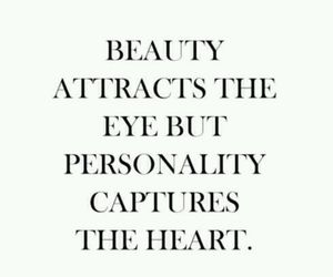 quotes, beauty, and personality image