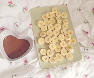 banana, boy, and chocolate image