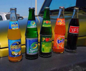 drink, fanta, and morocco image