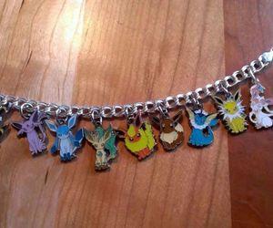 bracelet, eevee, and pokemon image