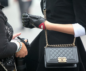 chanel, chanel bag, and chic image