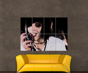 andy sixx and black veil brides image