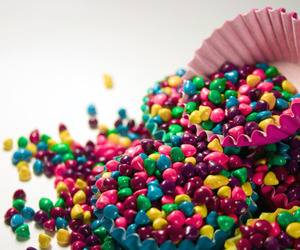 candy, sweet, and colorful image