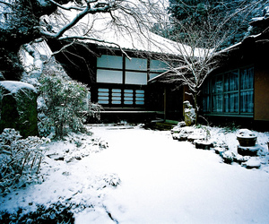 asia and snow image