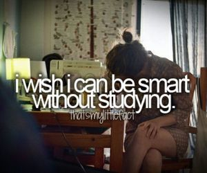 smart, wish, and quote image