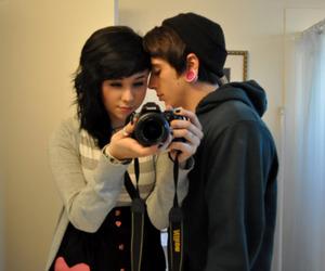 -uhhleeseeuhh, couple, and boy image
