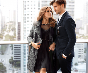 couple, olivia palermo, and johannes huebl image