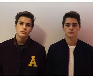 twins, jack harries, and finn harries image