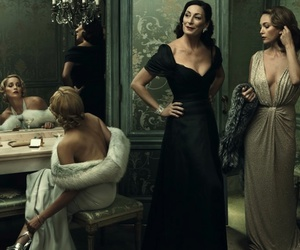 photography, Annie Leibovitz, and dress image