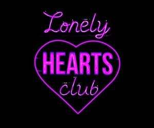 lonely, club, and marina and the diamonds image