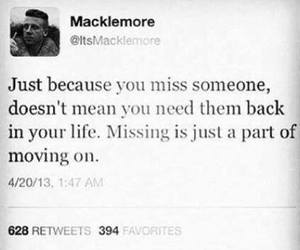 quote, macklemore, and life image