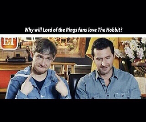 lord of the rings, Martin Freeman, and the hobbit image
