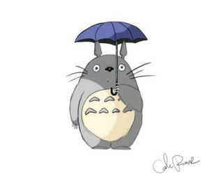totoro cute march lo ve image