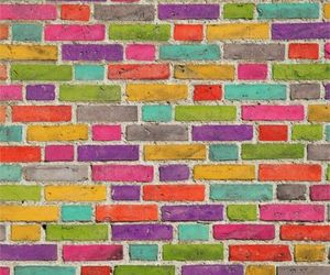 colorful, nice, and wall image