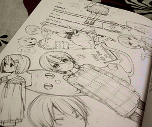 draw and manga image