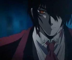 anime, vampire, and hellsing image