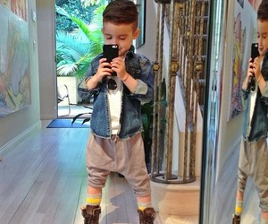 boy, outfit, and fashion image