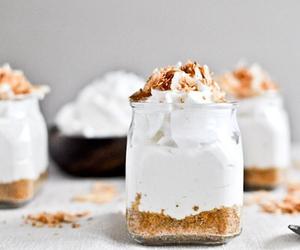 food, dessert, and yummy image