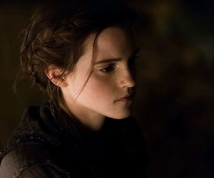 emma watson, movie, and noah image