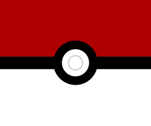 background, ball, and pokemon image