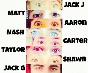 magcon, aaron, and carter image
