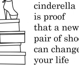 shoes, cinderella, and life image