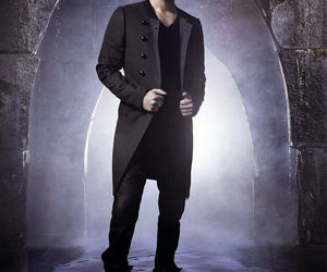 paul wesley, vampire, and the vampire diaries image