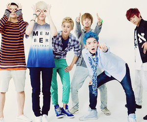 teen top, niel, and ricky image