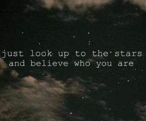 and, believe, and just image