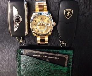 Bentley, luxury, and rolex image